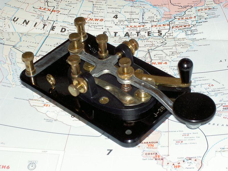 Manipulateur Morse